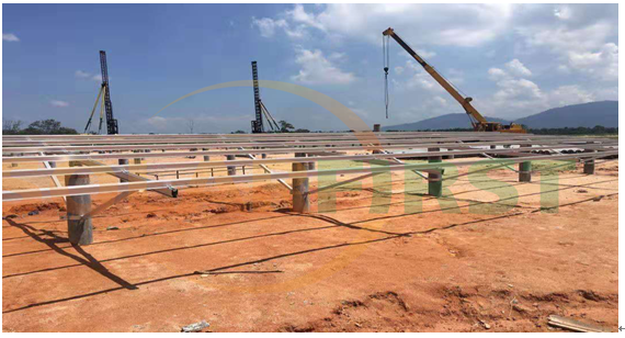 solar mounting structure systems