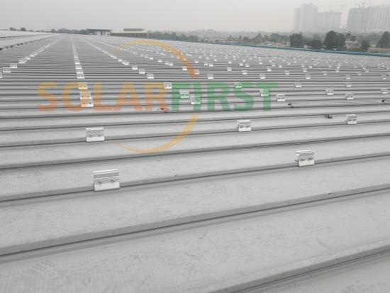 Metal Roof Mounting System Mini Rail supplier