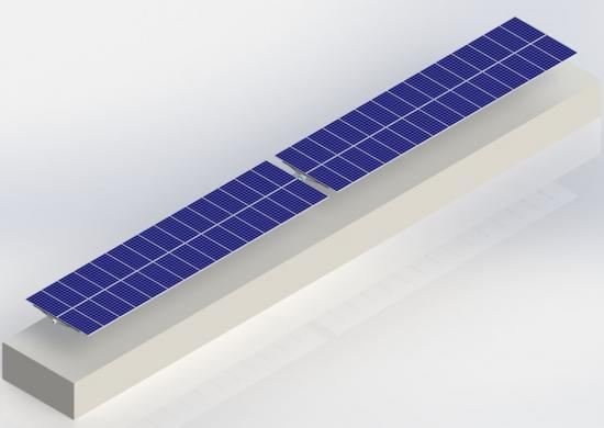 Single axis solar tracking system provider