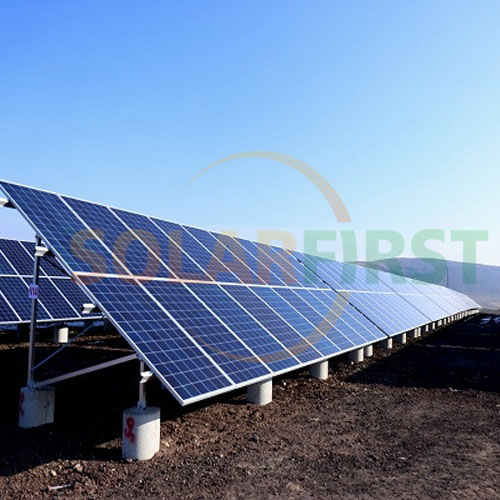 1MW Solar Ground Mounting Project in Armenia 2019